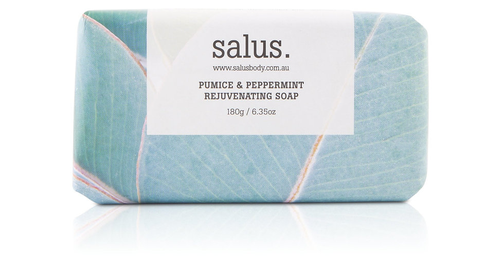 PUMICE & PEPPERMINT REJUVENATING SOAP