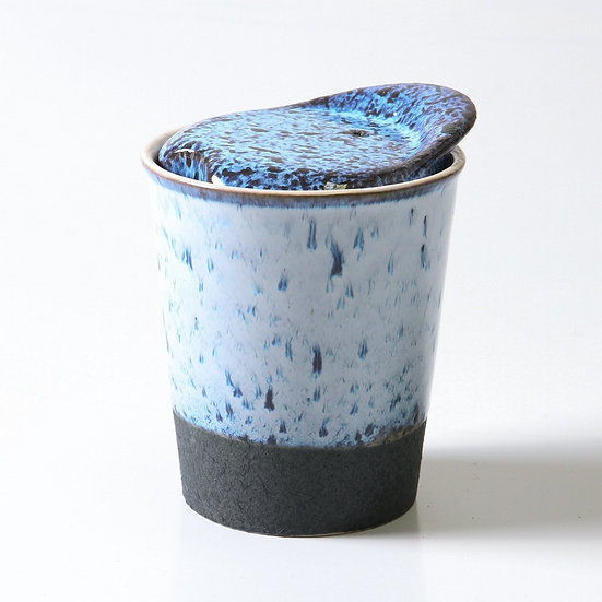 IT'S A KEEPER CERAMIC CUP - SHORT - SNOW TOP