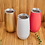 Thumbnail: DOUBLE WALLED PICNIC SPARKLING FLUTE - GOLD