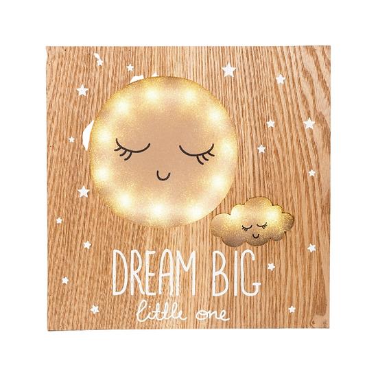 DREAM BIG NIGHT LIGHT
