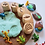 Thumbnail: FROG LIFECYCLE PLAYDOUGH STAMPS
