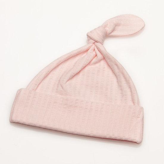 PINK STRIPE HAT