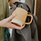 Thumbnail: STONEWASHED TEA TOWEL - CHARCOAL