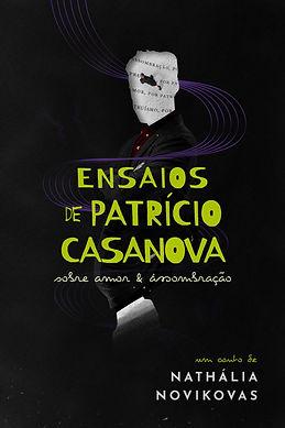 Ensaios de Patrício Casanova