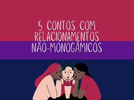 5 contos com relacionamentos não-monogâmicos