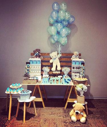 mesa de dulces baby shower
