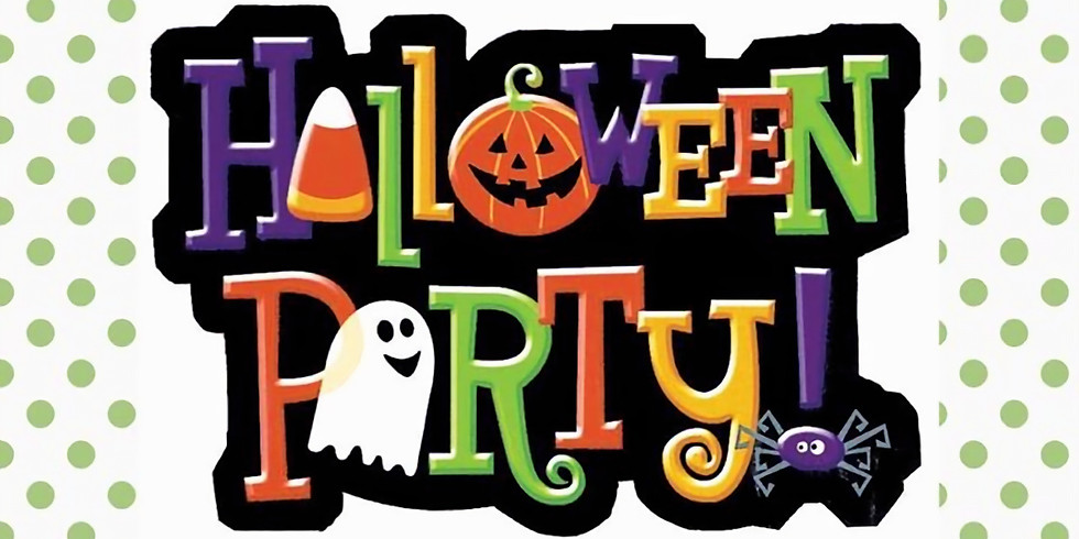 One Strike Halloween Bowling Party - MUST RSVP online