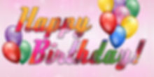 Birthay Party Banner