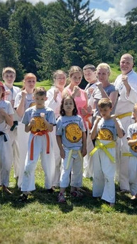 3rd Annual Dojo Family Picnic & outdoor workout