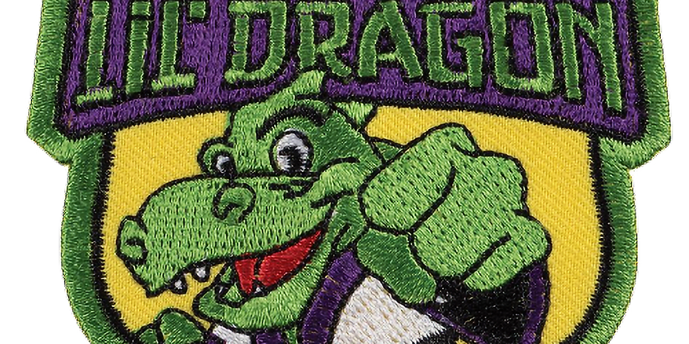 Lil' Dragons Toddler Program - Spring