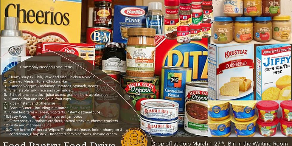 Easter Food / Hats & Glove drive - Blasdell Food Bank