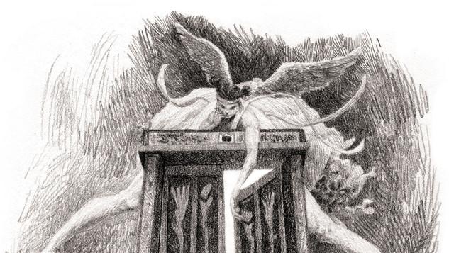 Bubba Stories Illustrations No1-4