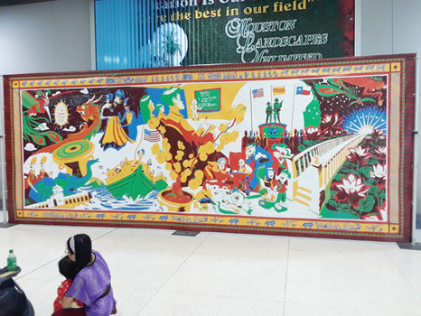 Viet Fest Mural