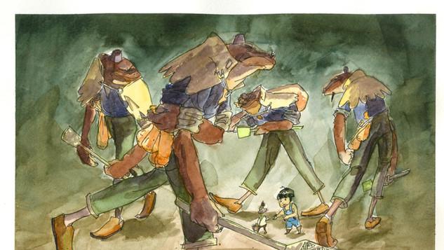 Pistachio & Boy Adventures