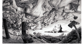 Bubba Stories Illustrations No11-15