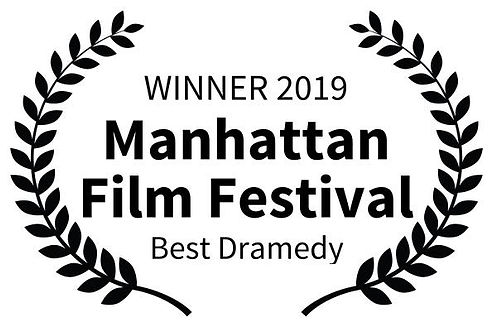 Winer Best Dramedy Mahattan Film Festiva