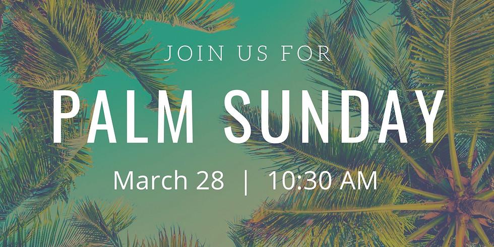 Palm 🌴 Sunday
