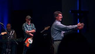 Pastor Dave Teaching CCMH Church
