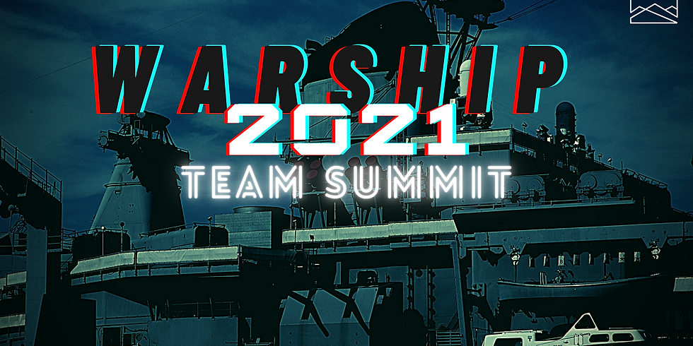 Warship 2021 Team Summit
