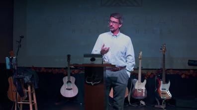 Pastor Dave Teaching
