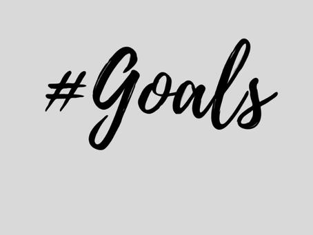 Set your goals and accomplish them‼️