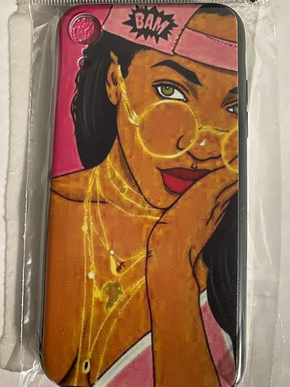 BLACK GIRL MAGIC CASE IPHONE XR