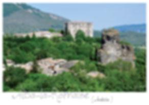 Alba la Romaine, Ardeche