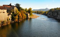 Sampzon, Ardèche