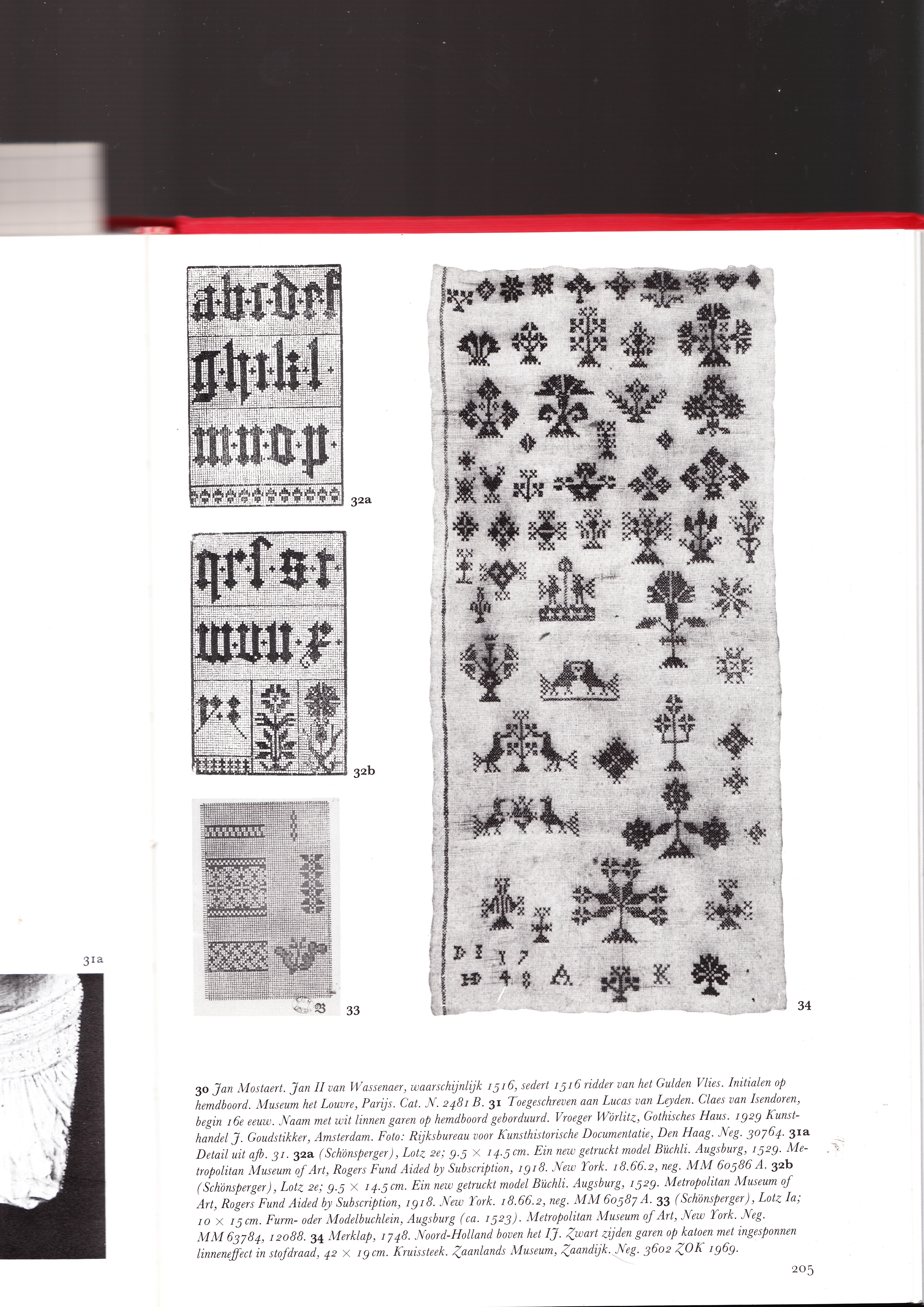 Patroonvoorbeelden 1529
