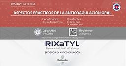 Aspectos Prácticos de la Anticoagulación Oral