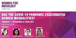 Has the COVID-19 pandemic exacerbated gender inequalities?