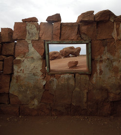 Cliff Dweller Window View