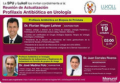 Reunión de Actualización: Profilaxis Antibiótica en Urología