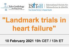 Landmark trials in heart failure