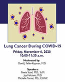 Lung Cancer During COVID-19