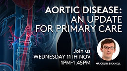 Aortic Disease: an update for primary care