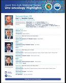 Uro-oncology Highlights: Bladder Cancer