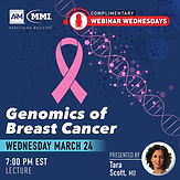Genomics of Breast Cancer
