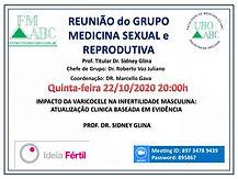 Reunião do Grupo Medicinal Sexual e Reprodutiva