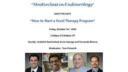 Masterclass in Endourology