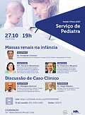 Sessão Clínica 2020 Serviço de Pediatra