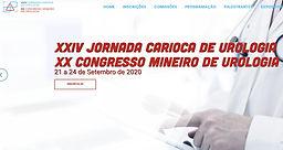 XXIV Jornada Carioca de Urologia / XX Congresso Mineiro de Urologia - Sala 03