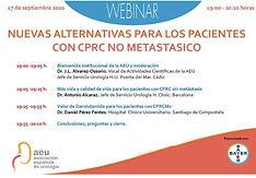 Nuevas Alternativas para los Pacientes con CPRC no Metastasico