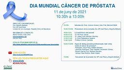 Dia Mundial del Càncer de Pròstata