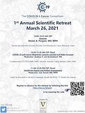 COVID-19 and Cancer Consortium - 1st Annual Scientific Retreat