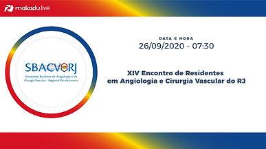 XIV Encontro de Residentes em Angiologia e Cirurgia Vascular do RJ