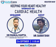 Keeping your Heart Healthy!