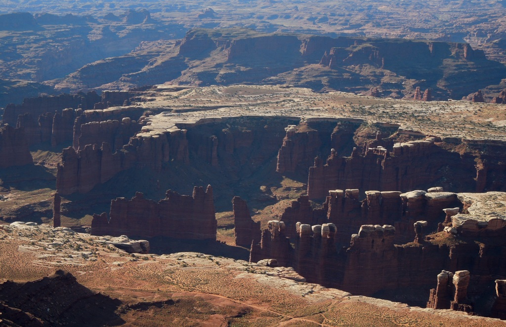 Canyonlands Hoodoos