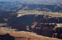 Canyonlands Hoodoos
