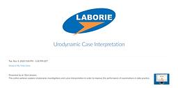 Urodynamic Case Interpretation
